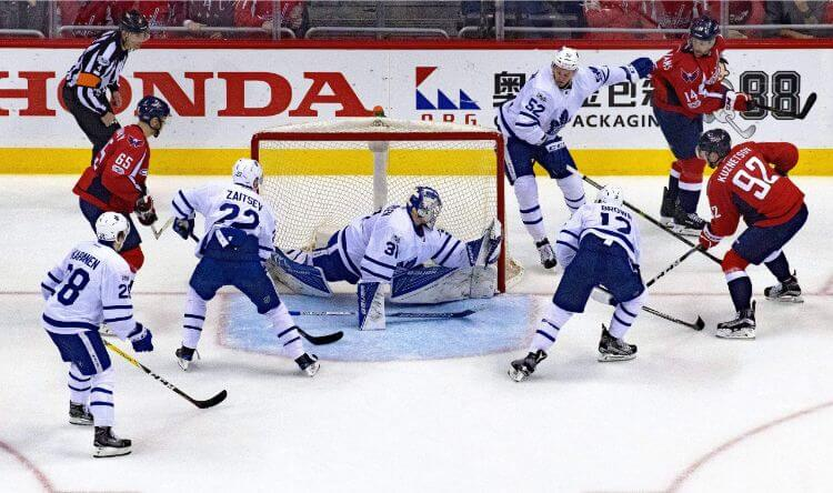 Cá cược Ice-Hockey online