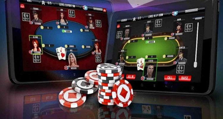 chơi poker online 12BET